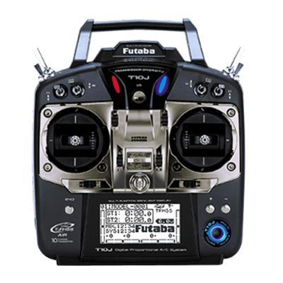 プロポ 10J (10ch-2.4GHz T-FHSS AIRモデル) /R3008SB (T-FHSS AIR) *2 ヘリ用 WレシーバーT/Rセット 026362の商品画像
