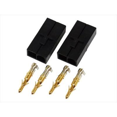 7.2Vタミヤ黒コネクター メス2個入 SGC-24Fの商品画像