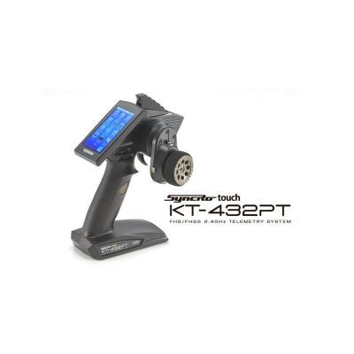 プロポ Syncro Touch KT-432PT (FHS/FHSS 4チャンネル 2.4GHz) 82136の商品画像