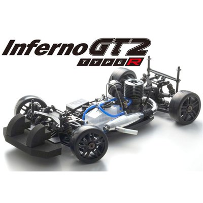 1/8RC INFERNO GT2 Type-R (4WD ツーリングカー INFERNO GT2) 33005の商品画像