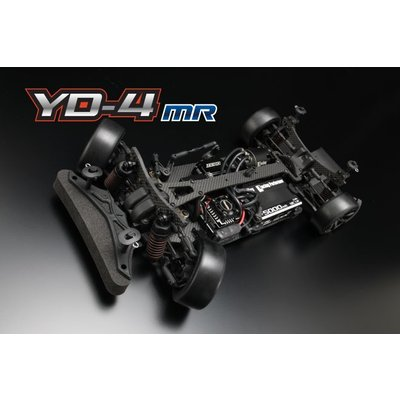 1/10RC YD-4 MR (競技用 AWD ドリフト シャーシキット) DP-YD4MRの商品画像