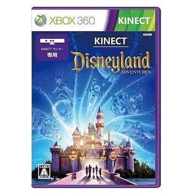 【Xbox360】 Kinect: ディズニーランド・アドベンチャーズの商品画像