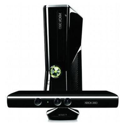 Xbox360 250GB + Kinect S7G-00037の商品画像