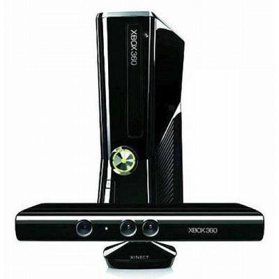 Xbox360 250GB + Kinect (スペシャルエディション)の商品画像