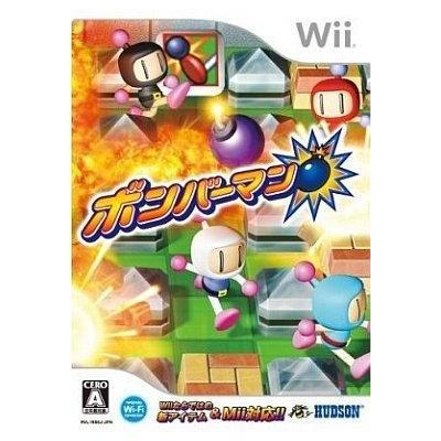 【Wii】 ボンバーマンの商品画像