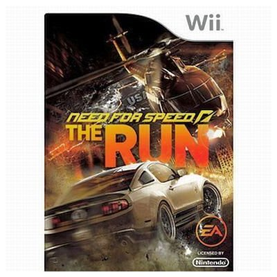 【Wii】 ニード・フォー・スピード ザ・ラン (NEED FOR SPEED THE RUN)の商品画像