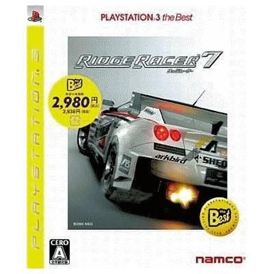 【PS3】 リッジレーサー7 [PS3 the Best/再廉価版] BLJS-50010の商品画像