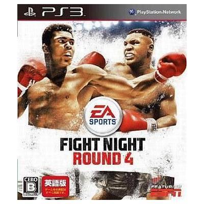 【PS3】 ファイトナイト ラウンド4 [通常版]の商品画像