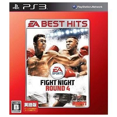 【PS3】 ファイトナイト ラウンド4 (英語版) [EA BEST HITS]の商品画像