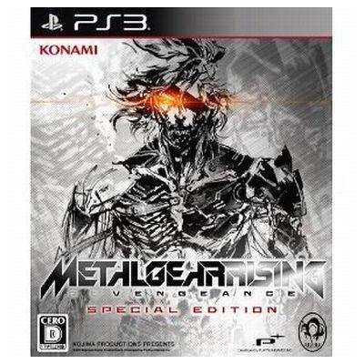 【PS3】 メタルギア ライジング リベンジェンス [スペシャルエディション]の商品画像