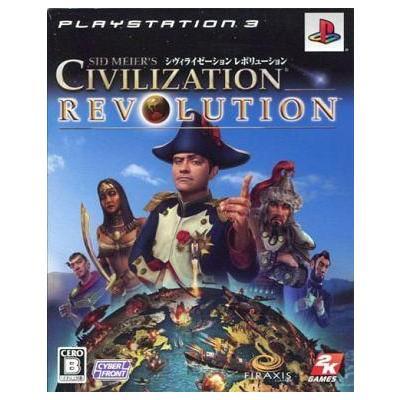 【PS3】 シヴィライゼーション レボリューションの商品画像