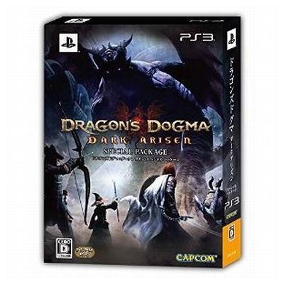 【PS3】 Dragon's Dogma: Dark Arisen (ドラゴンズドグマ:ダークアリズン) [スペシャルパッケージ]の商品画像