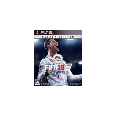 【PS3】 FIFA 18 [Legacy Edition]の商品画像