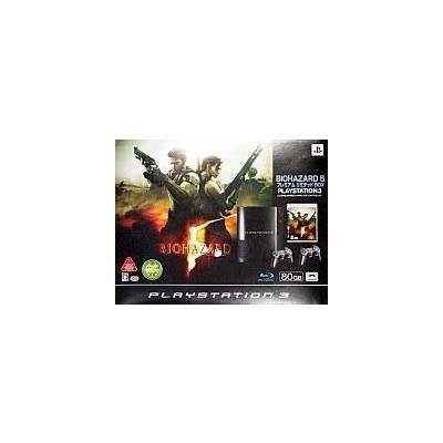 プレイステーション3 バイオハザード5 プレミアムリミテッドBOXの商品画像