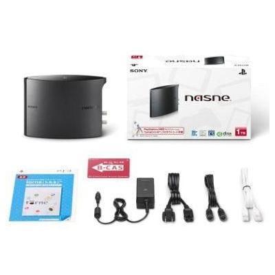 nasne(ナスネ) 1TB HDDモデル CECH-ZNR2Jの商品画像