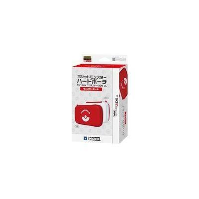ポケットモンスター ハードポーチ for Newニンテンドー2DS LL モンスターボール 2DS-113の商品画像