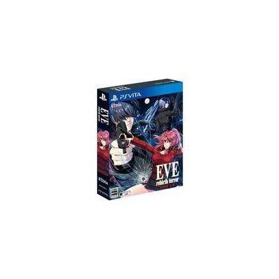【PSVita】 EVE rebirth terror [初回限定版]の商品画像