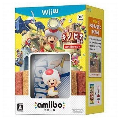 【Wii U】 進め! キノピオ隊長 [amiiboセット]の商品画像