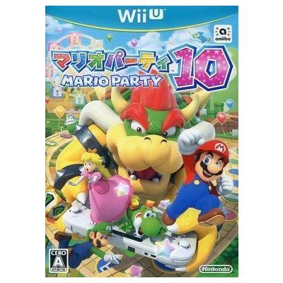 【Wii U】 マリオパーティ10 [amiiboセット]の商品画像