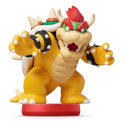 Wii U/3DS amiibo クッパ (スーパーマリオシリーズ)の商品画像