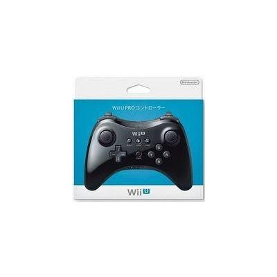Wii U PRO コントローラー クロ(kuro) WUP-A-RSKAの商品画像