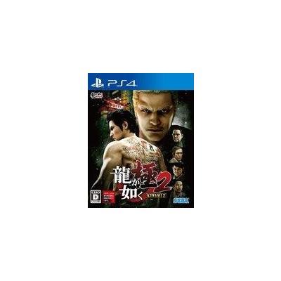 【PS4】 龍が如く 極2 [通常版]の商品画像