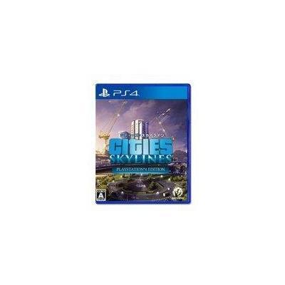 【PS4】 シティーズ:スカイライン [PlayStation4 Edition]の商品画像
