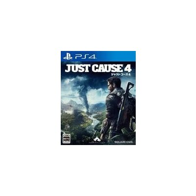 【PS4】 ジャストコーズ4の商品画像