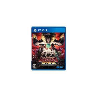 【PS4】 サムライスピリッツ ネオジオコレクション [通常版]の商品画像