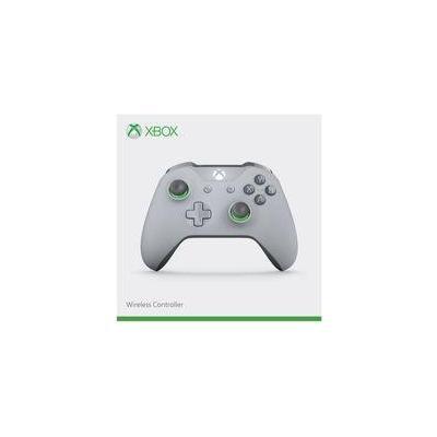 Xbox One ワイヤレス コントローラー グレー/ グリーンの商品画像