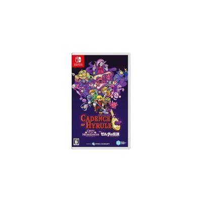 【Switch】 ケイデンス・オブ・ハイラル:クリプト・オブ・ネクロダンサー feat.ゼルダの伝説の商品画像