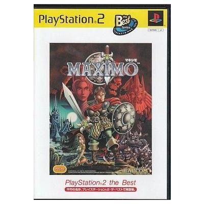 【PS2】 マキシモ [PlayStation2 the Best]の商品画像