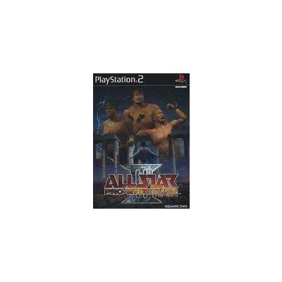 【PS2】 オールスター・プロレスリングIIIの商品画像