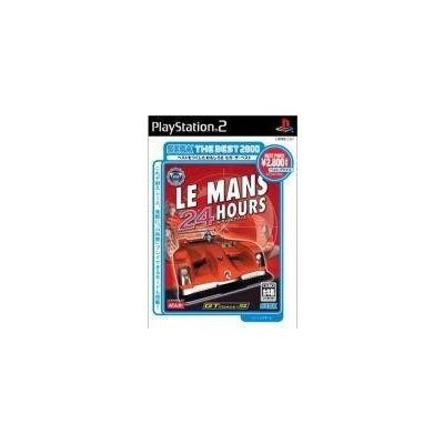 【PS2】 LE MANS 24 HOURS [SEGA THE BEST]2800の商品画像