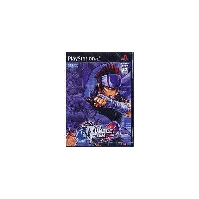 【PS2】 THE RUMBLE FISHIの商品画像