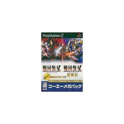 【PS2】 コーエーメガパック 戦国無双&戦国無双 猛将伝の商品画像