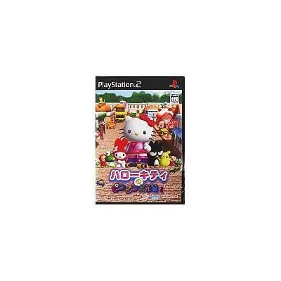 【PS2】 ハローキティの ピコピコ大作戦!の商品画像