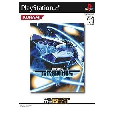 【PS2】 グラディウスV [コナミ ザ ベスト]の商品画像