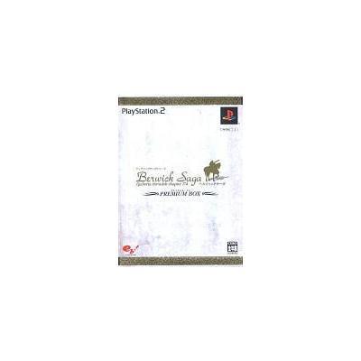 【PS2】 ティアリングサーガシリーズ ベルウィックサーガ (DXパック)の商品画像
