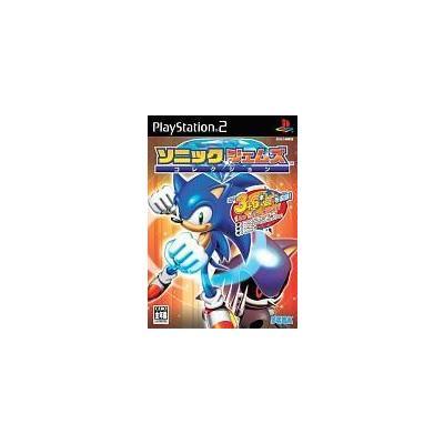 【PS2】 ソニック ジェムズ コレクションの商品画像