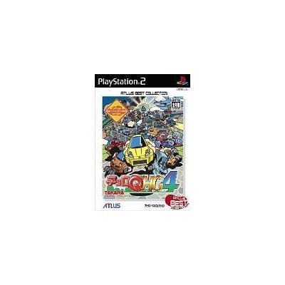 【PS2】 チョロQHG4 [アトラスベストコレクション]の商品画像