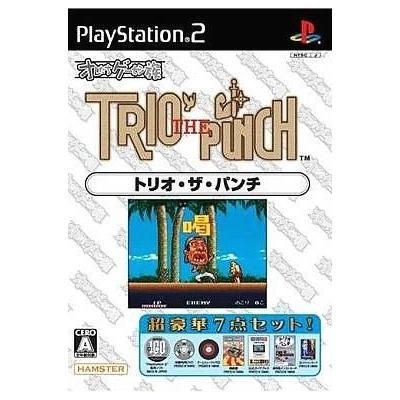 【PS2】 オレたちゲーセン族 トリオ・ザ・パンチの商品画像