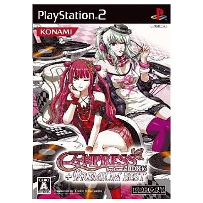 【PS2】 beatmania II DX 16 EMPRESS + PREMIUM BESTの商品画像