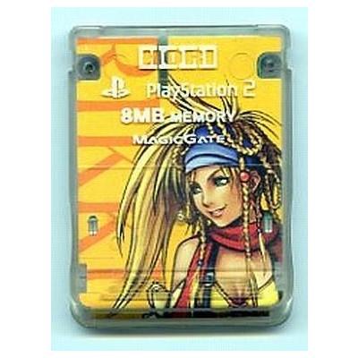 ファイナルファンタジーX-2 メモリーカード8MB リュックバージョンの商品画像