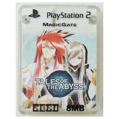 プレイステーション2専用 テイルズ オブ ジ アビス メモリーカード8MBの商品画像