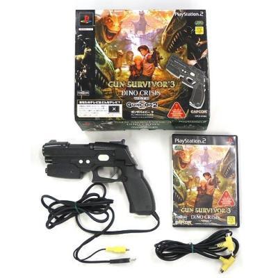 【PS2】 GUN SURVIVOR 3 DINO CRISIS WITH ガンコン2の商品画像