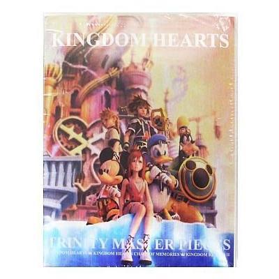 【PS2】 キングダムハーツ トリニティ マスター ピース (限定版)の商品画像