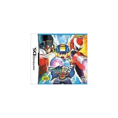 【DS】 ロックマンエグゼ5 DS ツインリーダーズの商品画像