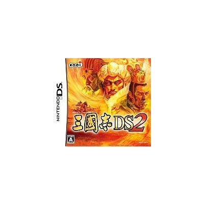 【DS】 三國志DS 2の商品画像