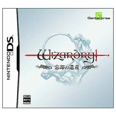 【DS】 Wizardry ~忘却の遺産~の商品画像
